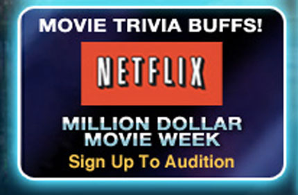 Hacking NetFlix : NYC Auditions for 'Who Wants to Be a Millionaire