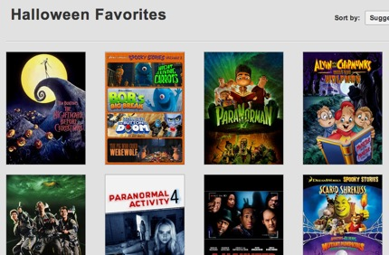 Hacking NetFlix : Looking for Halloween Movies to Watch on Netflix ...