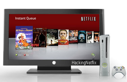 how to connect to us netflix on xbox 360