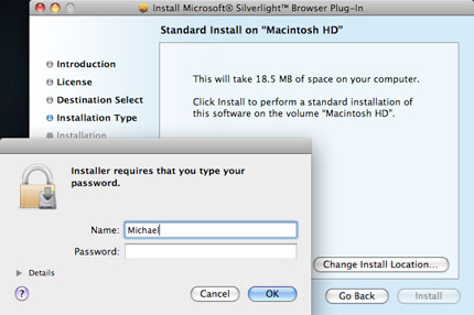 Hacking NetFlix : Video of New Netflix Media Player with Mac